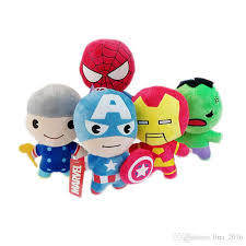 discount heroes plush toys wholesale 2018 heroes