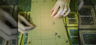 membuat game yugioh how to make a diy cardboard deck box for yu gi oh cards card