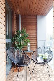 awesome small balcony design ideas also wooden ceiling and floor