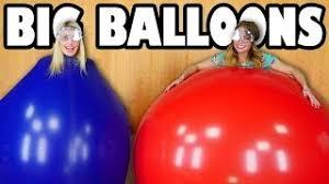 Balloon Challenge Totally Tv Worldwide Web