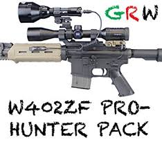 wicked hunting lights amazon wicked lights w402zf pro hunter kit with green red and white led s