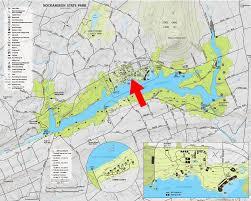 Pennsylvania Wmu Map by Nockamixon Boat Rental