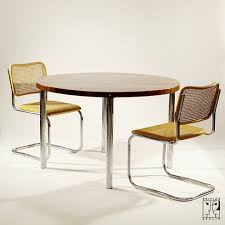 Marcel Breuer Chairs Thonet Table And Two Chairs By Marcel Breuer Zeitlos U2013 Berlin