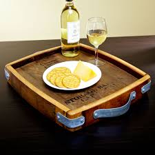Wooden Serving Trays For Ottomans by Dining Room Fantastic Serving Tray Design For Kitchen Equipment