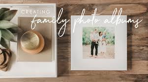 family photo albums creating family photo albums