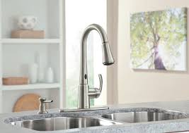 moen touchless kitchen faucet some kitchen updates a moen motionsense faucet and detergent in