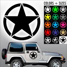 jeep beer sticker army star jeep usmc military willys car decal laptop sticker