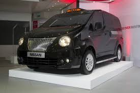 nissan nv200 taxi new nissan black cab to be built in coventry auto express