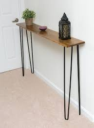 Narrow Console Table Narrow Console Table With Storage Narrow Console Table As The