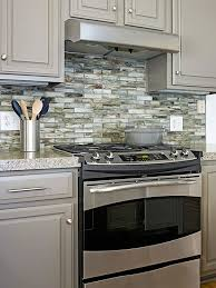 Pictures Of Backsplashes In Kitchens Kitchen Design Pictures Small White Brown Ceramic Backdrop Modern