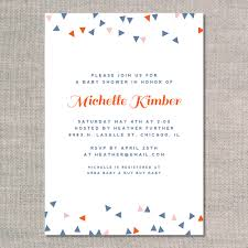 uh oh pasghettio baby shower invitations confetti fun