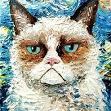 Grumpy Cat Meme Generator - vincent van no grumpy cat meme generator