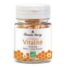 cuisine bio vitalité gélules vitalité et tonus