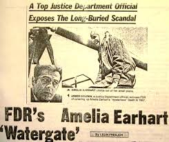 fdr amelia earhart the truth at last