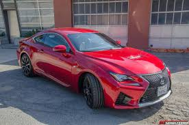 lexus rcf new car review the all new 2016 lexus rc f is here read the exclusive review of
