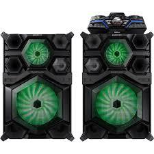 Patio Sound System Design by Samsung Mx Js9500 4000w Giga Sound System Black Walmart Com