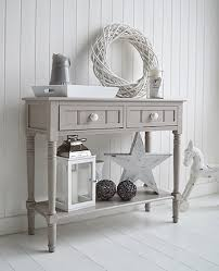 Grey Console Table Grey Distressed Console Table Grey Console Table High Quality