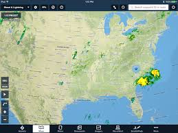 Frontal Boundary Map Weather Foreflight