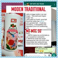 Minyak Qalbu modern tradisional feminine wash susuqan qalbu s fashion on