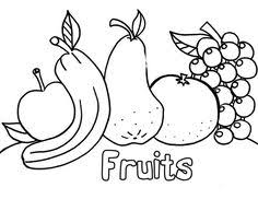 eat rainbow coloring nutrition coloring pages