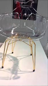 Diamond Armchair Beautiful Clear Arm Chair With Diamond Armchair In Transparent