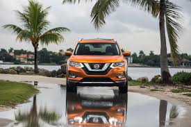 orange nissan rogue nissan introduces its fresh looking 2017 rogue lineup