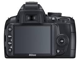 nikon d3000 digital slr camera with 18 55mm vr lens kit amazon co