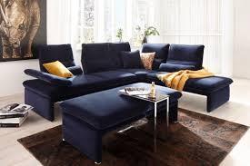 ottomane canapé nouveau canapé d angle aspen flex avec ottomane 4 5 places velours