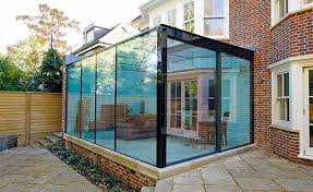 how to get the perfect glass extension real homes