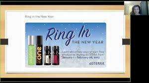 Doterra February 2017 Product Of The Month Doterra Jan 2017 Promotion And Earn Free Products Youtube