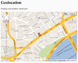 Goog Map Geolocation Using Html5 Jquery And Google Maps Interactive