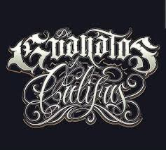 55 best letras images on pinterest tattoo fonts chicano