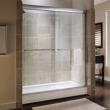 Sliding Bathtub Shower Doors Enchanting Sliding Tub Shower Doors With Bath And Shower Doors