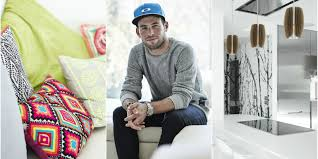 Home Decor Tv Shows by Mark Cavendish Opens The Doors To His Contemporary Family Home In