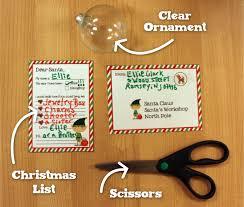 diy letter to santa ornaments the charm it spot