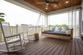 canapé suspendu design exterieur salon de jardin en palette bois canapé suspendu
