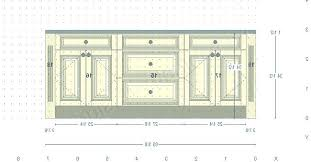 Kitchen Design Drawings Kitchen Design Plan And Elevation Lately Kitchen Cabinets Design