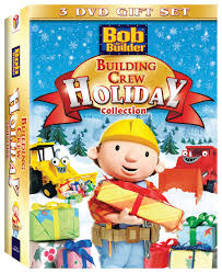 bob builder building crew holiday collection review