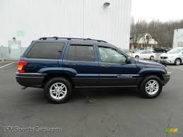jeep liberty navy blue 2003 jeep grand cherokee laredo 4x4 in patriot blue pearl photo 6