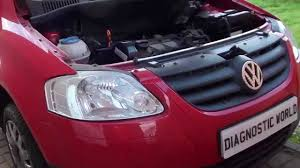 volkswagen fox 2006 vw fox spark plug location youtube