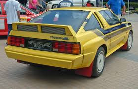 mitsubishi starion file rally starion 4wd jpg wikimedia commons