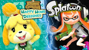 animal crossing happy home designer trailer splatoon new gameplay
