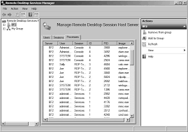 using remote desktop services manager rds cal