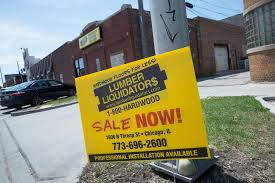 Laminate Flooring Made In China Lumber Liquidators Stops Sales Of Chinese Made Flooring La Times