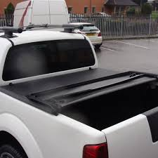 Ford Ranger Truck Bed Cover - toyota hilux 2016 onwards soft tri fold tonneau cover double cab