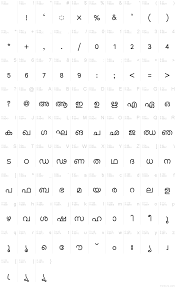 ml ttkarthika normal font