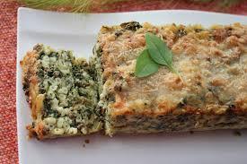 cuisine samira gratin gratin de pâtes aux épinards recipe gratin
