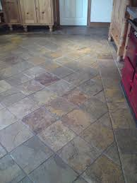 Slate Floor Kitchen by Slate Flooring For Kitchen Wood Floors
