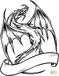 dragon coloring pages inside coloring pages creativemove me