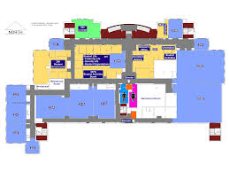 Uark Campus Map Student Center U2014 Uca